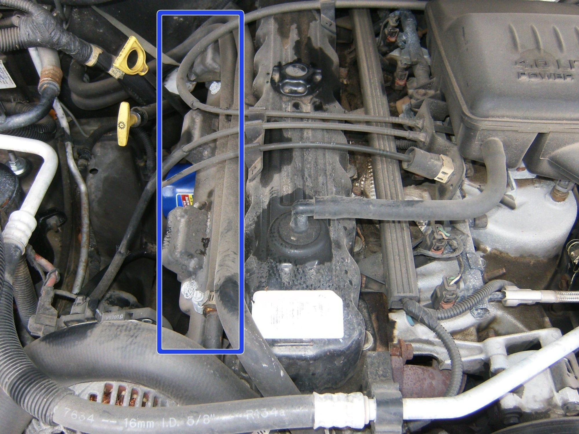 hight resolution of 2000 jeep grand cherokee spark plug replacement