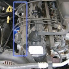 2000 Jeep Wrangler Parts Diagram Volkswagen T5 Wiring Diagrams Grand Cherokee Spark Plug Replacement - Ifixit Repair Guide