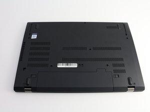Lenovo ThinkPad T580 Repair - iFixit
