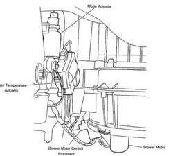 ☑ 2004 Pontiac Grand Prix Heater Blower Relay Switch