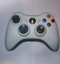 xbox 360 wireless controller left analog stick replacement ifixit repair guide [ 2048 x 1536 Pixel ]