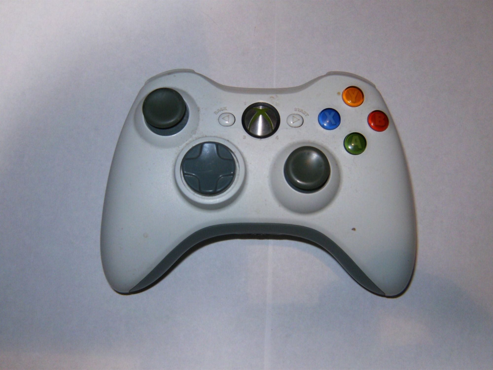 hight resolution of xbox 360 wireless controller left analog stick replacement ifixit repair guide