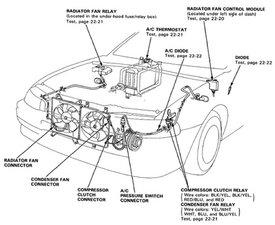 2002 Honda Accord Parts Diagram Rear. Honda. Auto Wiring