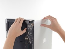 """Macbook Air 13"""" Mid 2013 Display Assembly Replacement"""