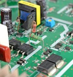 1 4 jack wiring to circuit board [ 3976 x 2982 Pixel ]