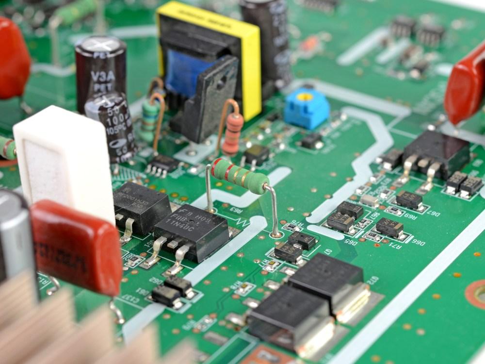 medium resolution of 1 4 jack wiring to circuit board