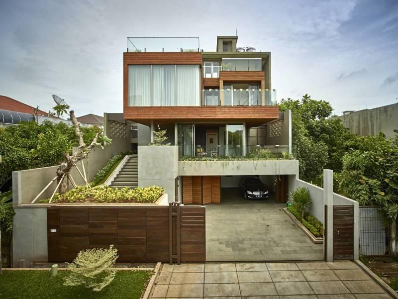 Project Kembang Murni House desain arsitek oleh RAW