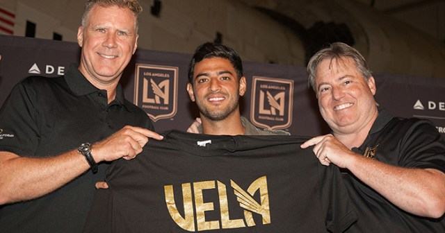 Image result for lafc will ferrell