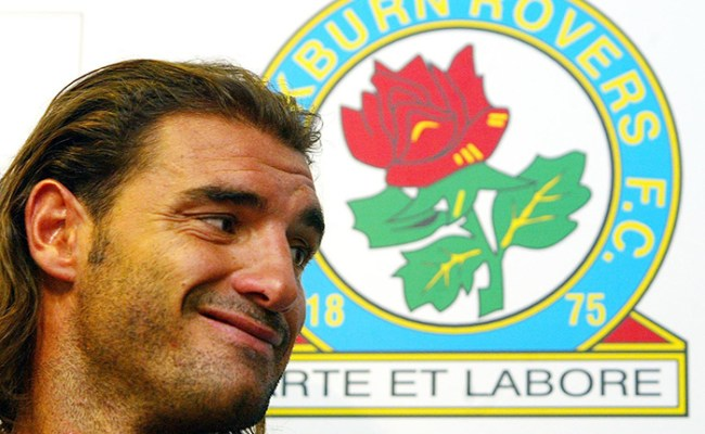 Lorenzo Amoruso Joining Rangers Was An Opportunity I