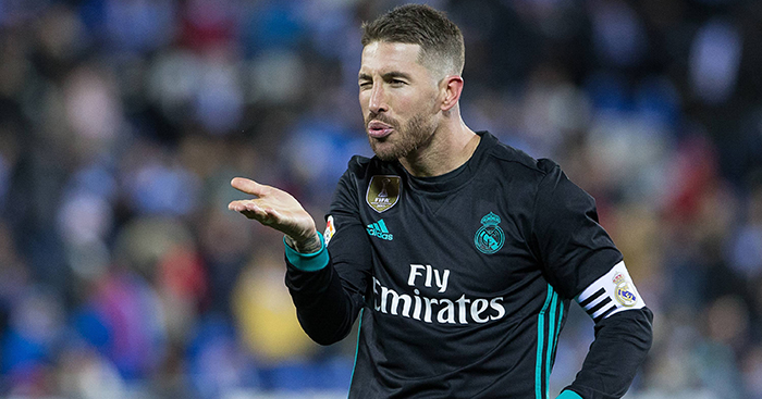 A Begrudging Tribute To Sergio Ramos Footballs
