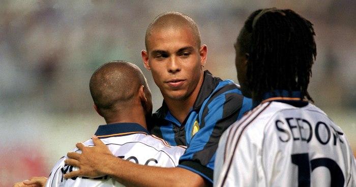 Ronaldo Inter Real Madrid
