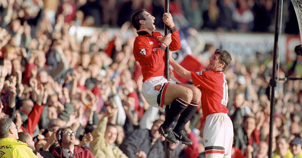 I still support united and always will. 10 Of Eric Cantona S Most Wonderfully Arrogant Quotes I M Sure I Will Not Die Planet Football