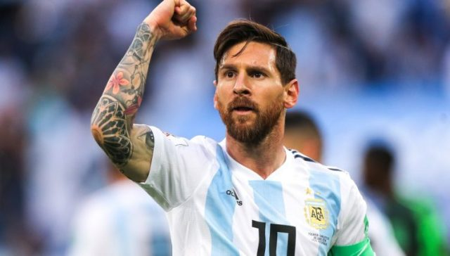 Comparing Lionel Messi and Pele's international goalscoring records -  Planet Football