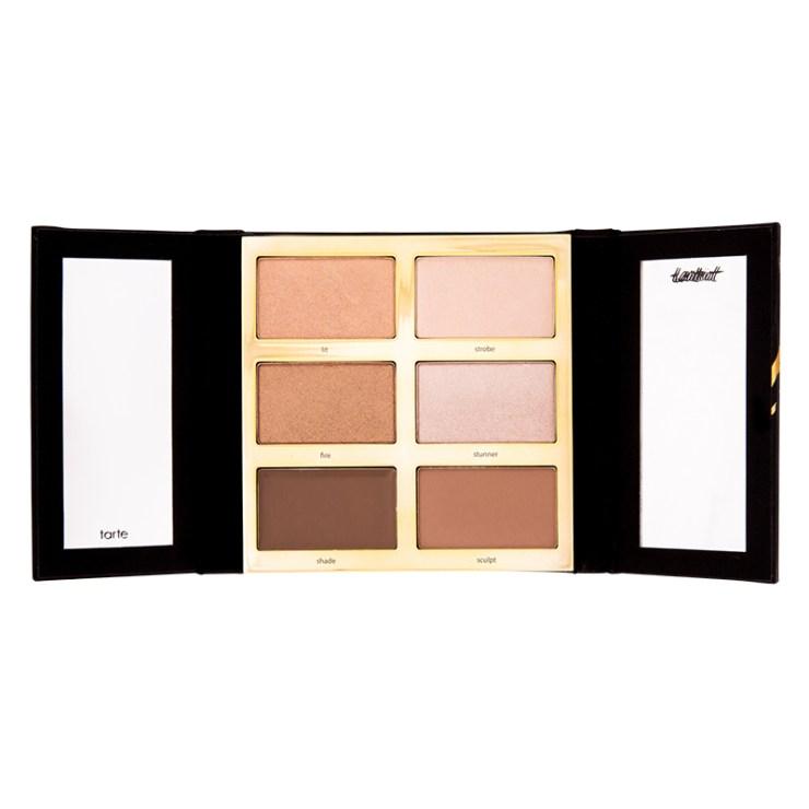 tarte tarteist™ PRO glow highlight & contour palette