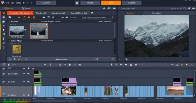 Best video editing tool