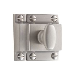 Kitchen Cabinet Latches Mobile Pantry Small Oval Cupboard Latch Rejuvenation Product Description