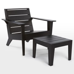 Adirondack Chairs Portland Oregon Wooden Table And For Kids Arcadia Chair Ottoman Rejuvenation Side