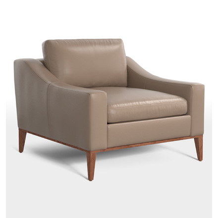 modern twine curved arm sofa colorful sofas armchairs recliners side chairs leather upholstered flat rate eligible