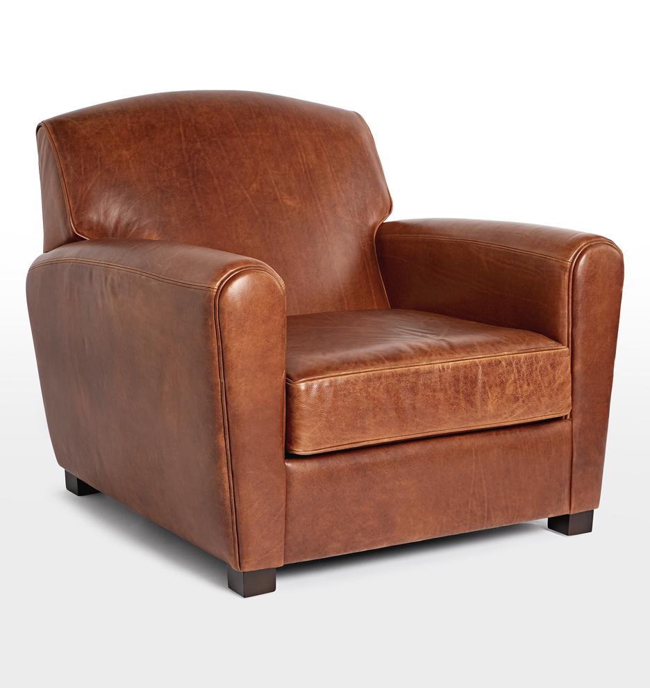 Popular 231 List leather club chairs