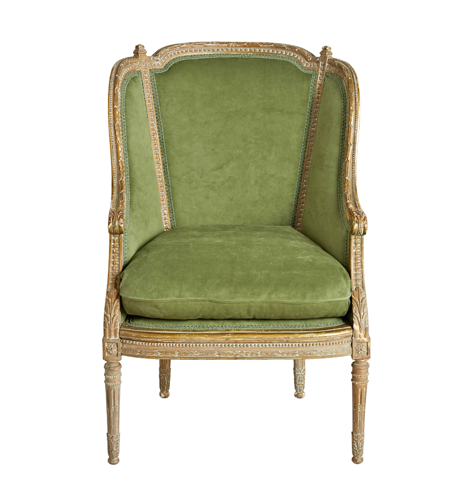 Upholstered Arm Chairs Louis Xvi Upholstered Arm Chair