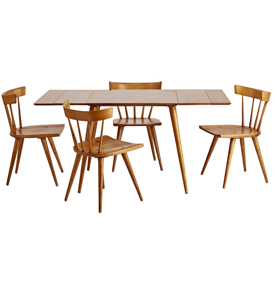 Paul Mccobb Chairs Planner Group Dining Set By Paul Mccobb
