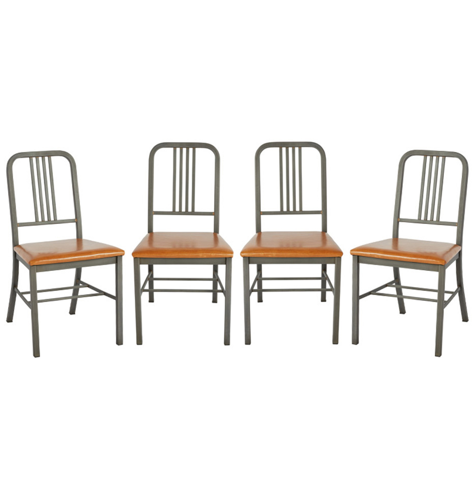 steel net chair dollar tree bunny covers set of 4 simmons dining chairs w new leather seats rejuvenation generating a preview image your customized product