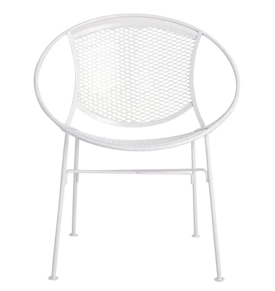 steel net chair office exercises for abs set of 4 white salterini hoop chairs rejuvenation save later