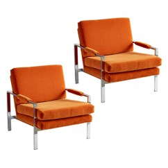 Lounge Chair Leather Folding Cart Armchairs Recliners Side Chairs Upholstered Flat Rate Eligible
