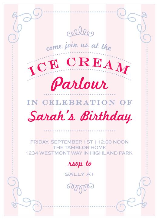 birthday invitations birthday party