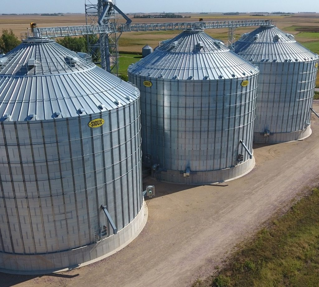 Valco Bins Feed Storage - Year of Clean Water