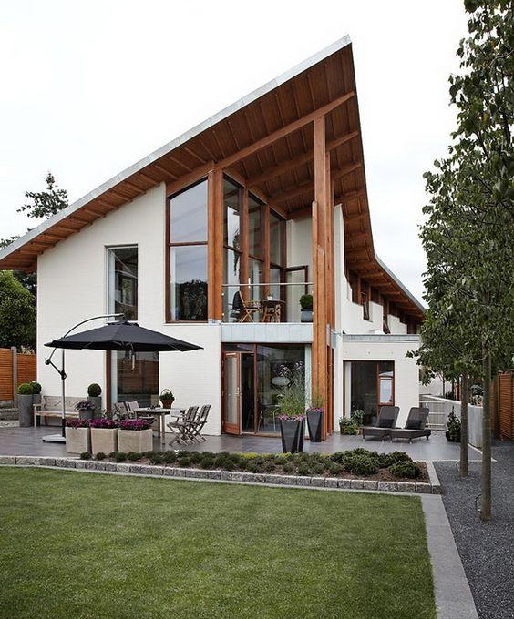 Model Atap Rumah Miring Terbaru | Dekor Rumah