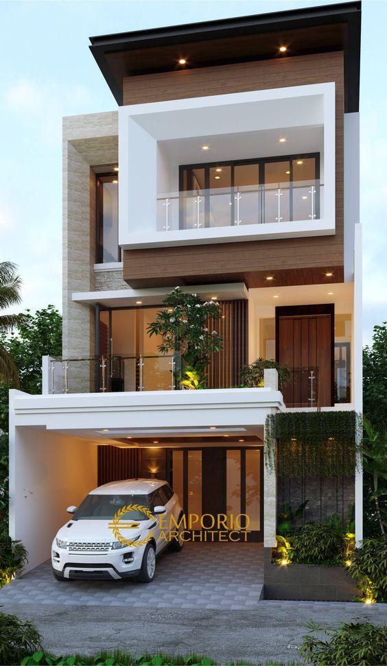 Lantai Rumah Minimalis : lantai, rumah, minimalis, Desain, Rumah, Minimalis, Lantai,, Pilih, Mana?, Rumah123.com