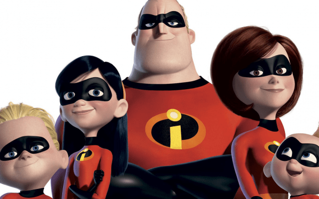 Pixar's Incredibles 2 Reveals New Characters, Voice Cast