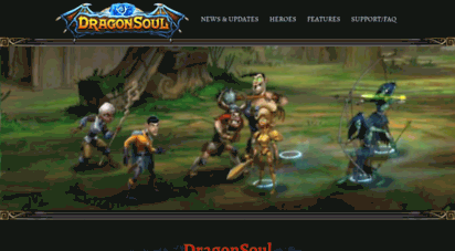 welcome to dragonsoulgame com