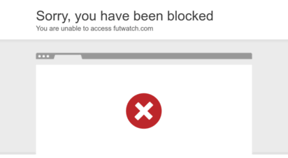 welcome to futwatch com