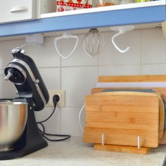 Kitchen Aid Attachments Couch Diy Kitchenaid Holder Dimensions And Building Projects