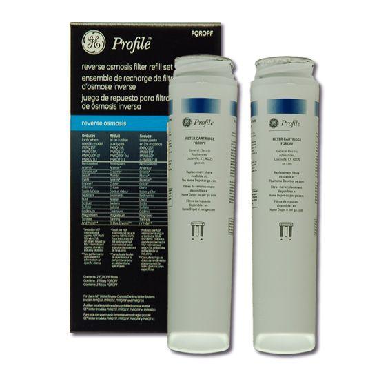 ge profile smartwater ultra plus fqropf reverse osmosis filter set