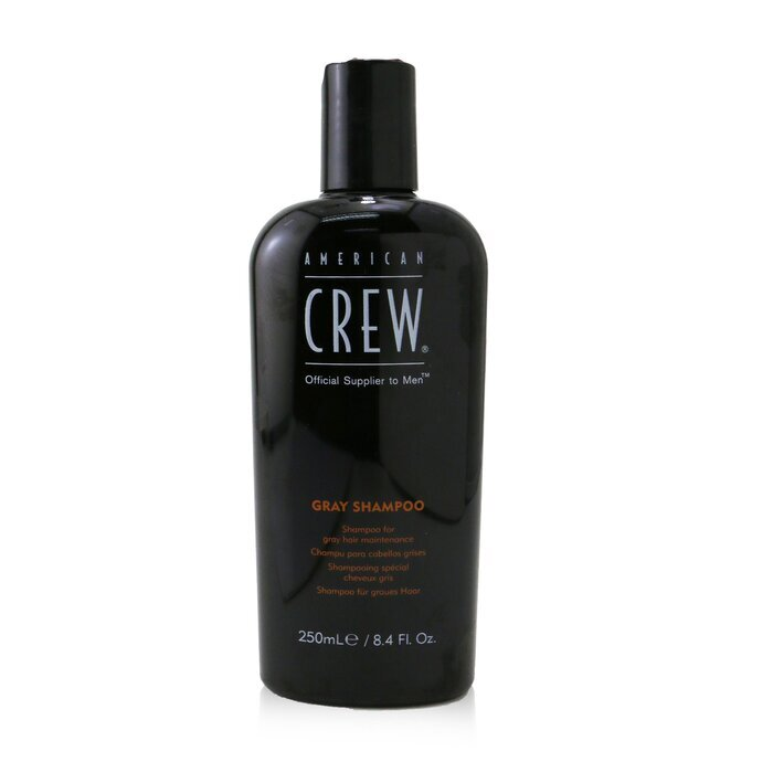 American Crew Men Classic Gray Shampoo Optimal
