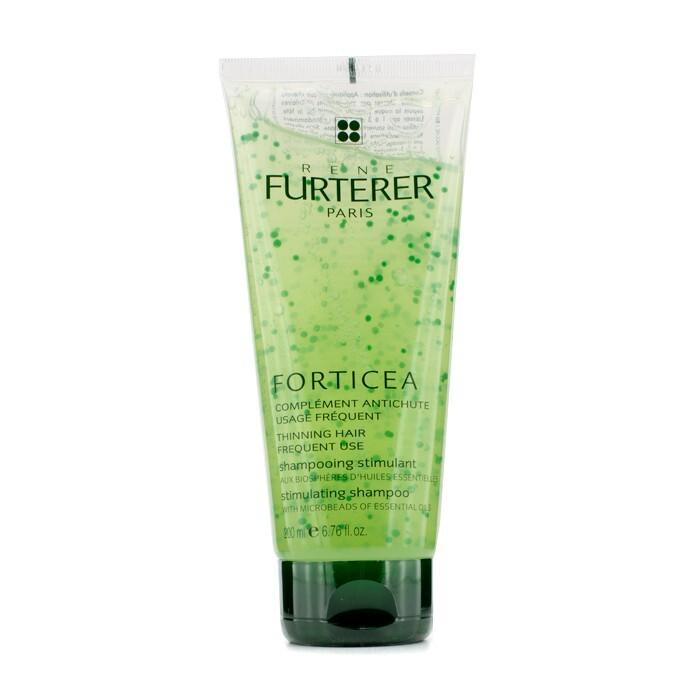 Rene Furterer Forticea Stimulating Shampoo (Thinning Hair) 200ml | Cosmetics Now Australia