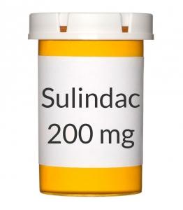 Sulindac 200mg Tablets