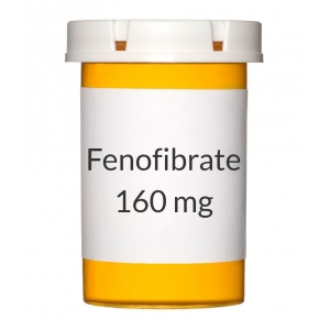 Fenofibrate 160mg Tablets