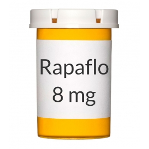 Rapaflo 8 mg Capsules