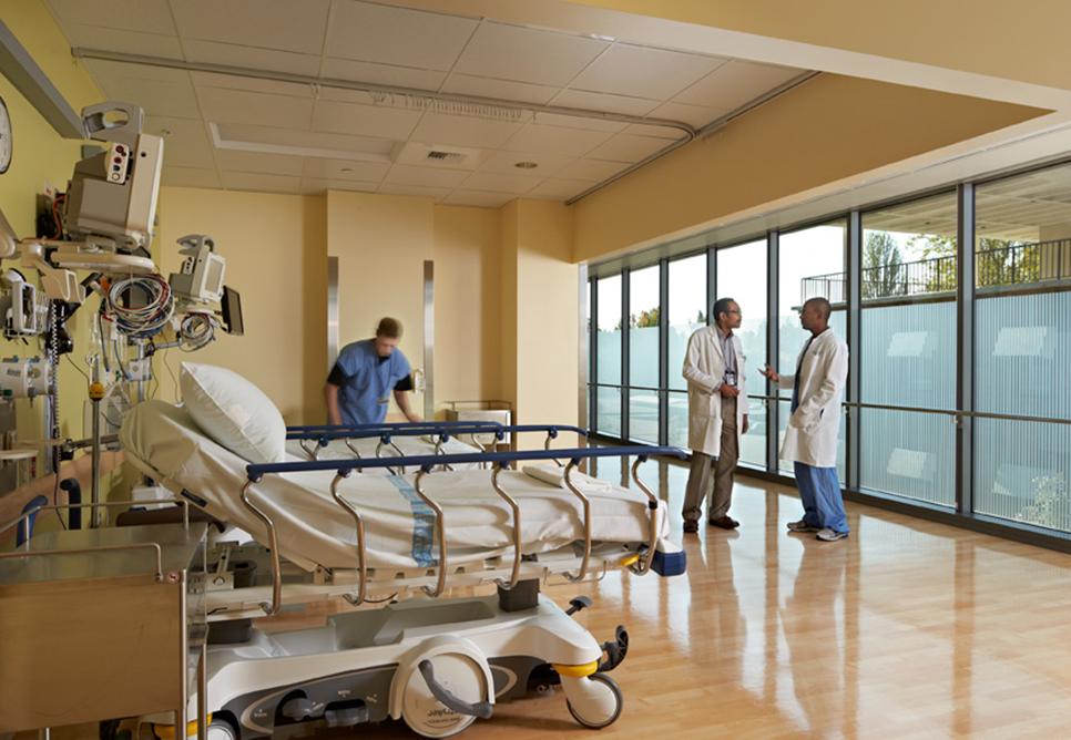 University of Washington Medical Center  NBBJ