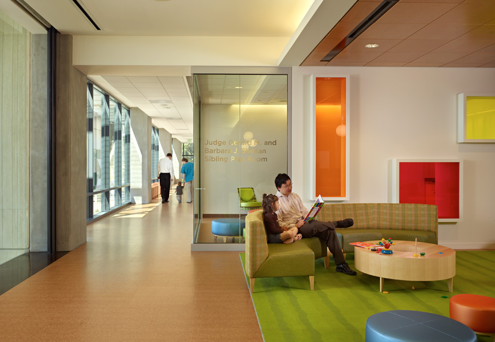 Seattle Childrens Bellevue Clinic and Surgery Center  NBBJ