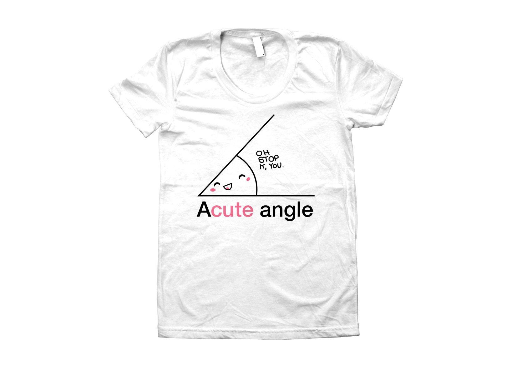 Acute Angle T Shirt