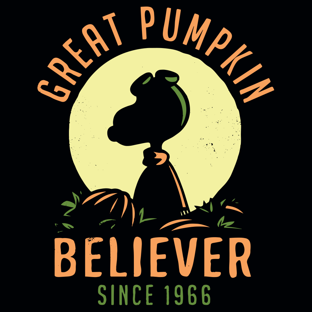 hight resolution of great pumpkin believer