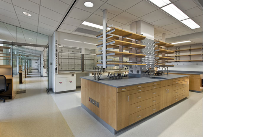 Searle Chemistry Laboratory  Facilities Services at The