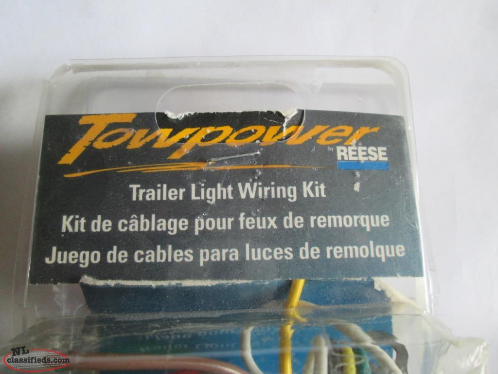 hight resolution of  new towpower reese trailer tail light converter