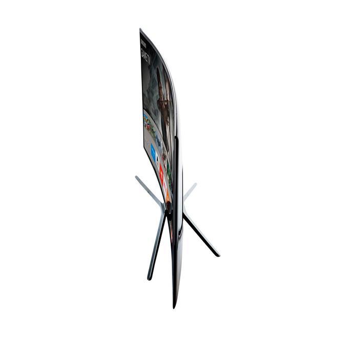 Smart TV Tela Curva LED Full HD Samsung K6500A Game TV com