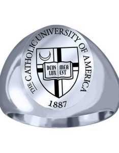 Cbi colclsrng catholicuofamerica ladies   also the catholic university of america women   official ring rh balfour